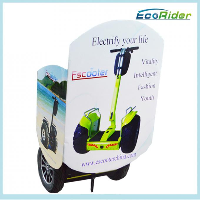 ROHS Electric Mobility Scooter Parts 19 Inch / 17 Inch Poster Board Ecorider