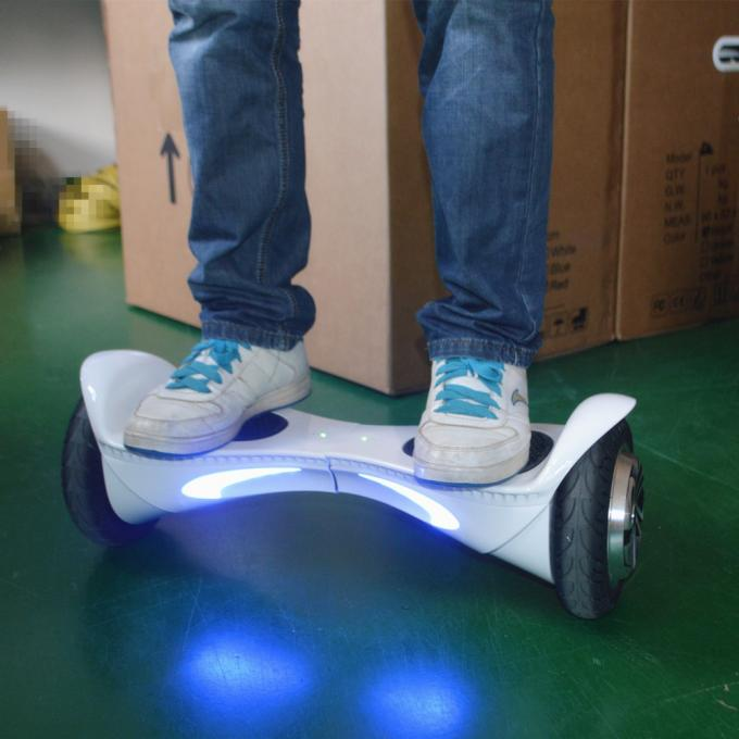 2 Chanel Self Balance Bluetooth Scooter Hovering Board 6.5 Inch / 8 Inch Tire