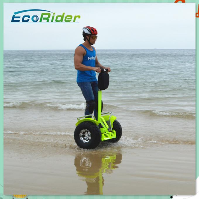 4000W 72V Off Road Model Two Wheel Electric Chariot Scooter For Adults
