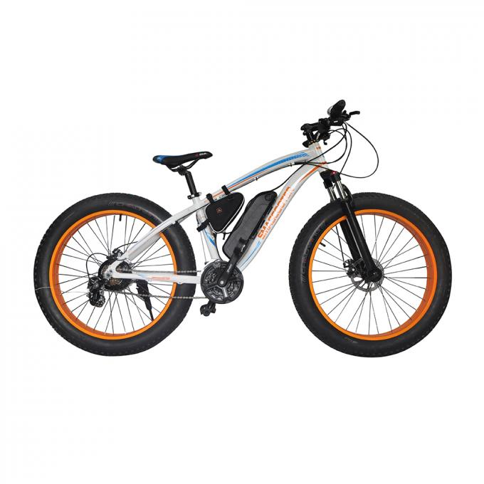 Cheap 350W fat tire electric bike, 26inch alloy electric bicycles  with lithium battery and pedal assistance