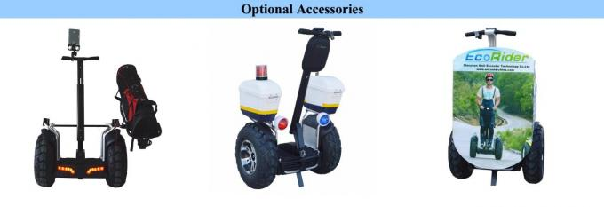 4000W App Controlled Off Road Segway Hoverboard Mart Balance Scooter