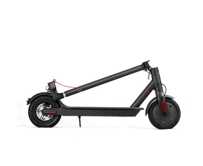 Two Wheels Adult Foldable Electric Scooter 500w 60V Alloy Frame Material