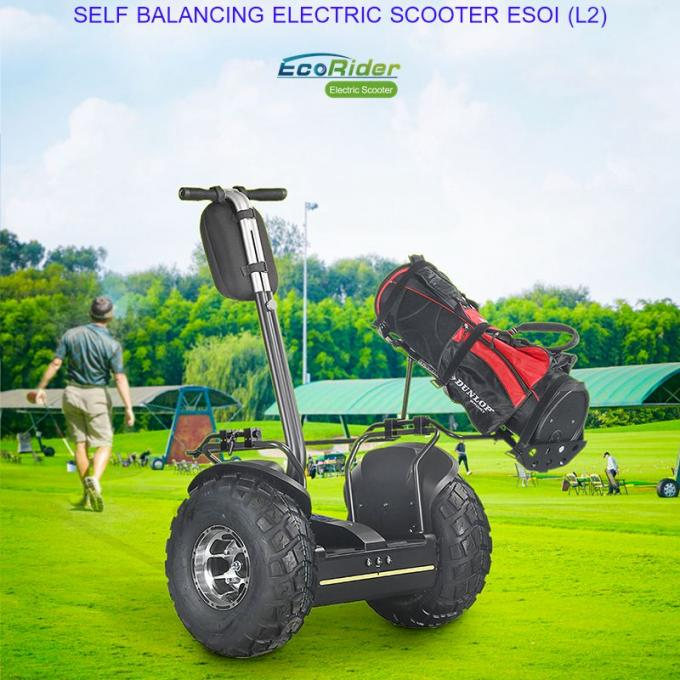 Outdoor Electric Golf Scooter Self Balance 19 Inch Fat Tire ... on
