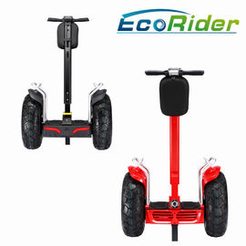China 2 Wheel Electric Chariot Scooter , Self Balancing Electric Segway Scooter with Double Battery supplier