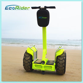 China Two Wheel Segway Electric Scooter , Electric Chariot Self Balancing Scooter Off Road supplier