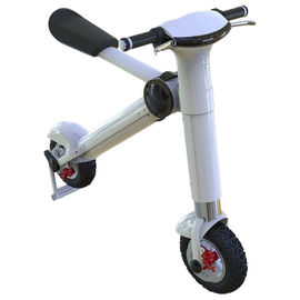 China Fashion 48V 500W Folding Electric Bike Scooter 12 Inch Ecorider Traffic Tool supplier