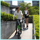 China 36v Lithium Electric Scooter Folding / Foldable Electric Scooter For Adults factory