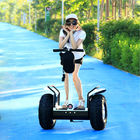 China Samsung Lithium Off Road Segway Electric Scooter 72v / 8.8ah CE factory