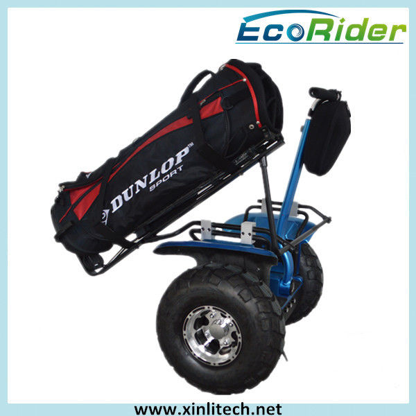 2000W Electric Golf Scooter 2 Wheel Lithium Battery Waterproof Rubber Ring