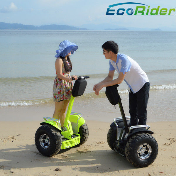 Outdoor Electric Chariot Scooter Two Wheel Self Balancing Vehicle