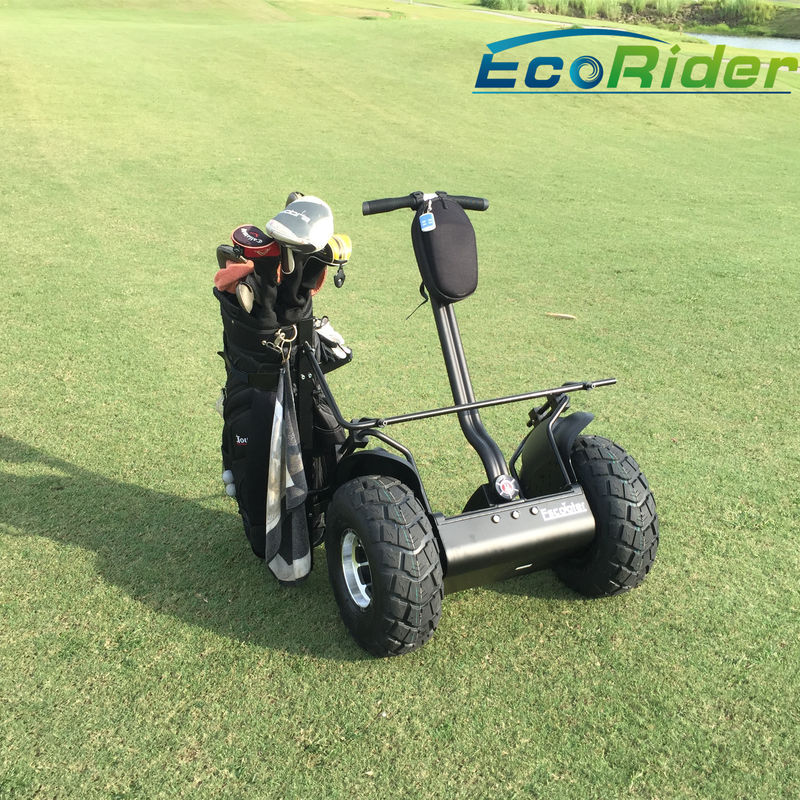 Waterproof Electric Golf Scooter Stand On Scooter With 2