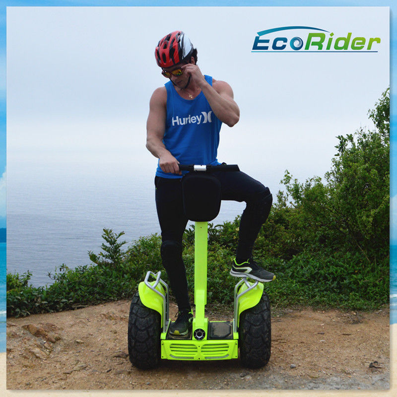 Electric Vehicle Self Balancing Scooters Ecorider E6 4000W Max Power Two Wheel