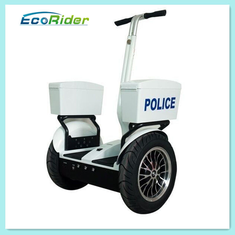 Two Wheel Electric Police Personal Transporter Scooter