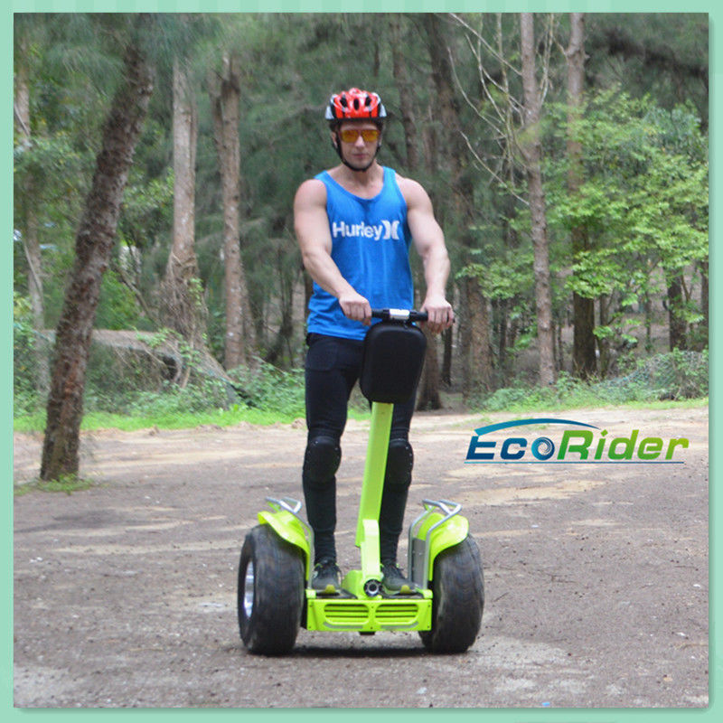 Motorized Waterproof Most Popular Sports Segway Off Road With Handle