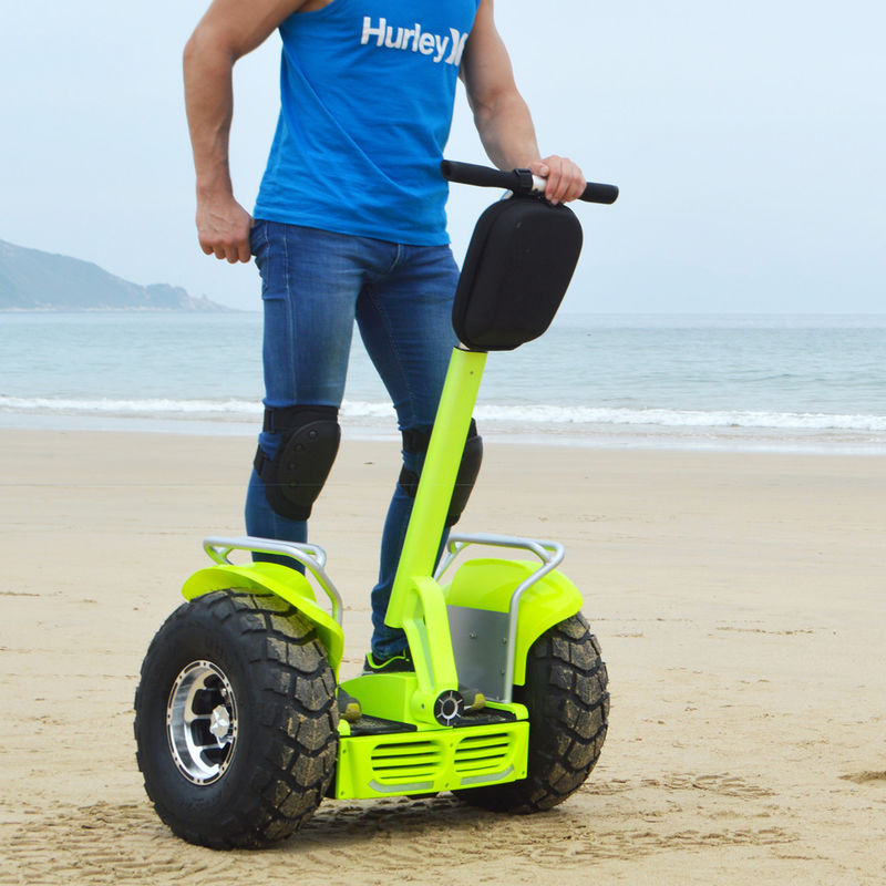 21 Inch Brushless Self Balancing Scooters Double Battery System Lithium Battery Electric Scooter