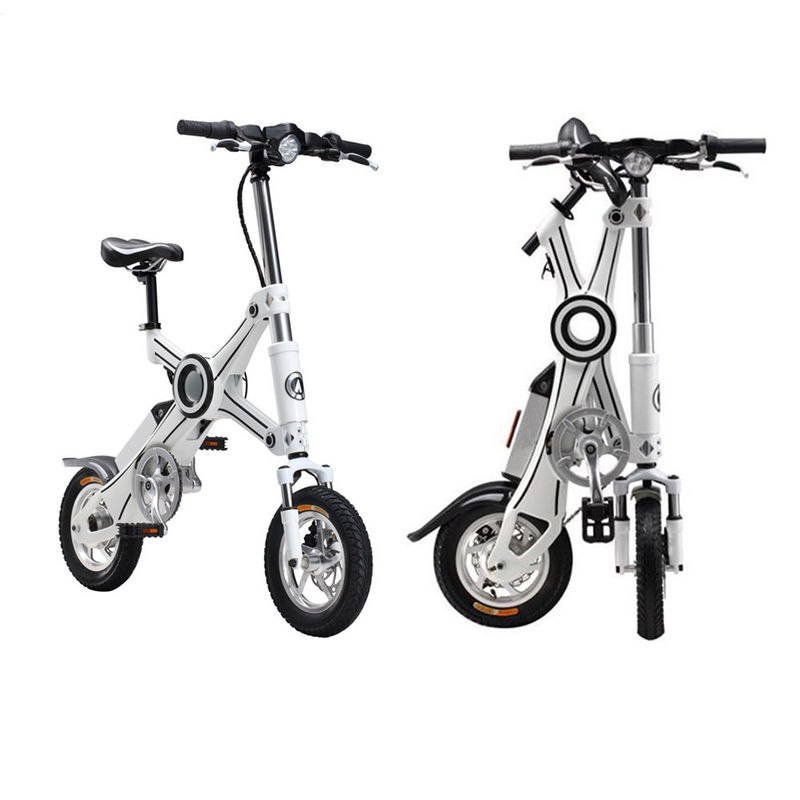 Adult Foldable Electric Scooter Folding Electric Bike With