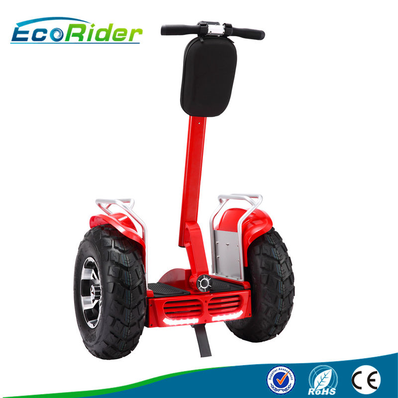 Off road electric balance scooter electric segway for Electric scooter brushless motor