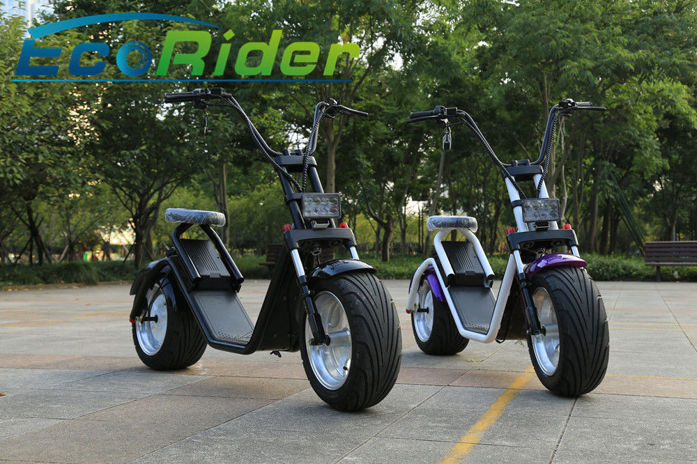 40 50km h 2 wheel electric scooter with big wheels for Big wheel motor scooter