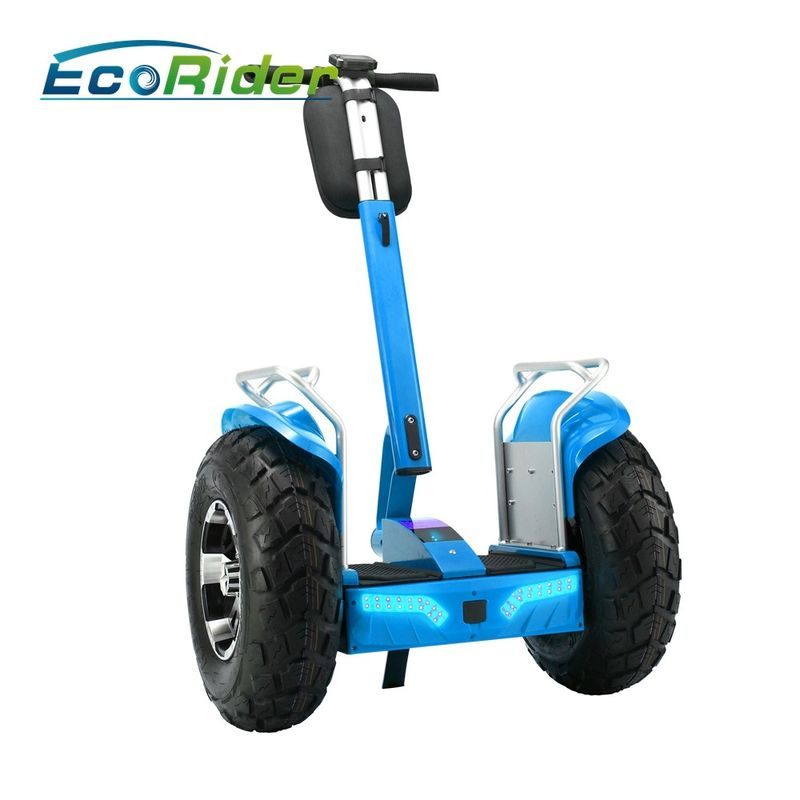 21 Inch 1266wh Off Road Tires 2 Wheel Electric Segway Scooter 82*48*58 Cm