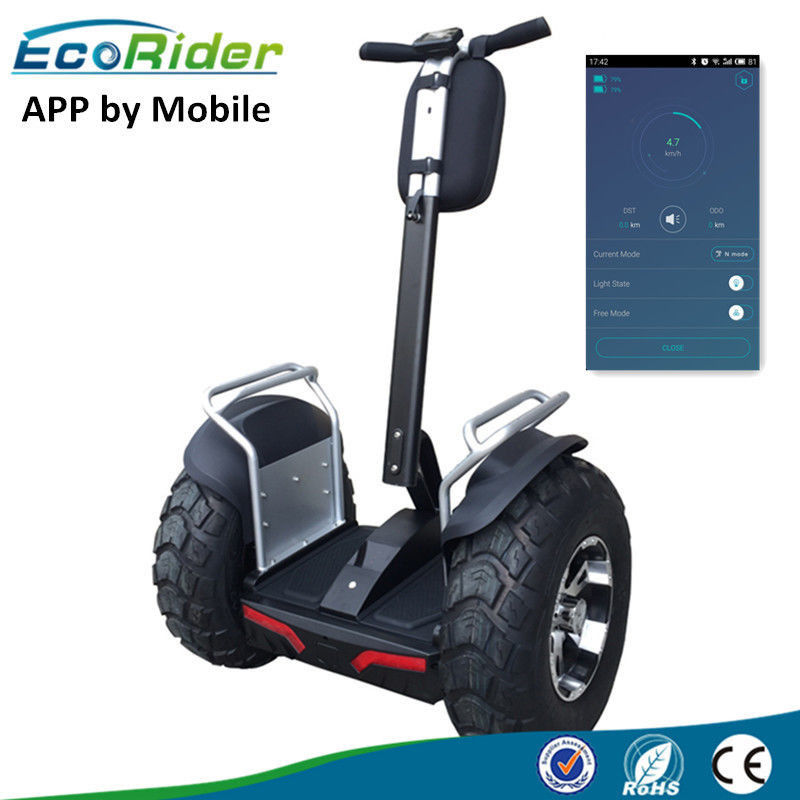 72V 1266Wh Batttery Off Road Segway Electric Chariot With
