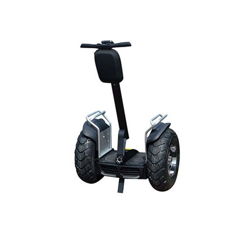 Brushless Two Wheels Electric Segway Scooter , Double Battery Remote Key Scooter