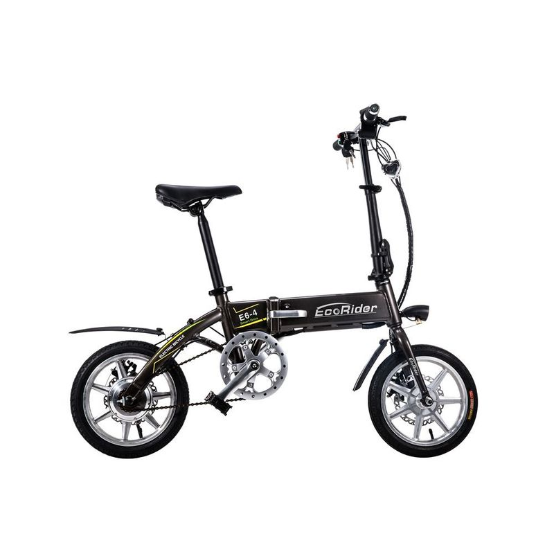 Light 36v 7 8ah Lithium Battery 14 Inch 2 Wheel Electric Bike14 Inch