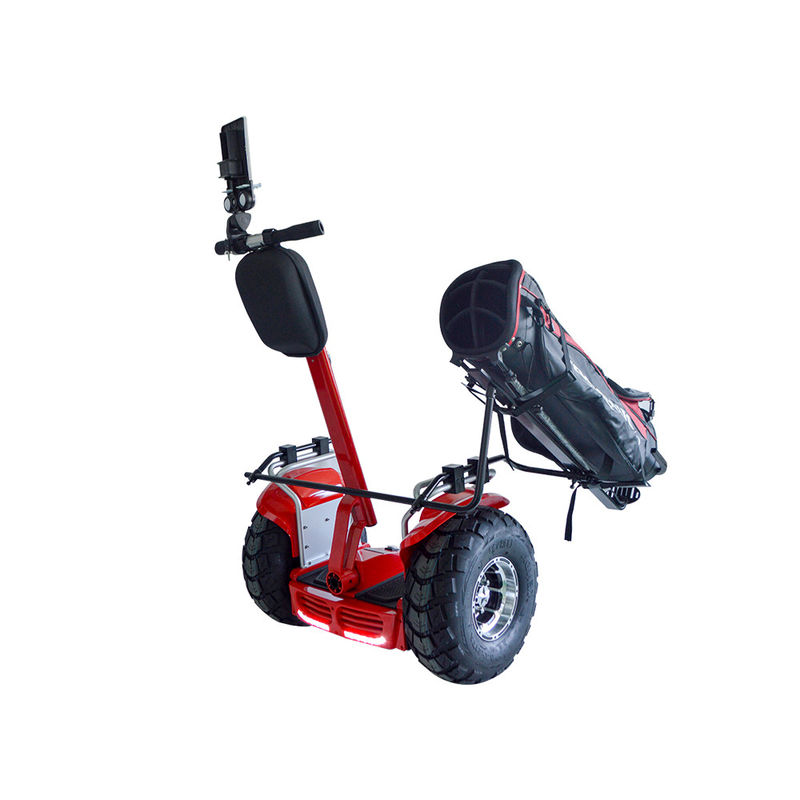 4000w Motor Two Wheeled Electric Vehicle Segway People Mover With Gearbox