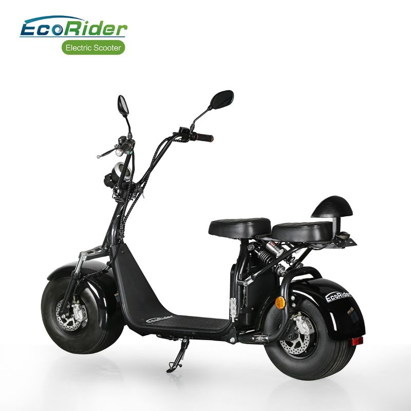 Adult E5 Street Legal Citycoco 2 Wheel Electric Scooter With