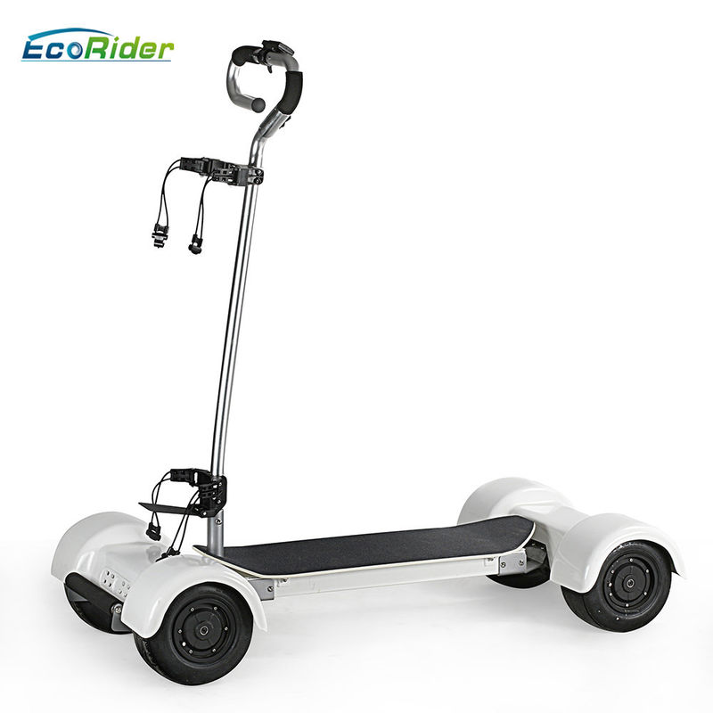 Europe Style 4 Wheel Mini Golf Cart 20km/h EcoRider E7-2 60V Golf Board Sports