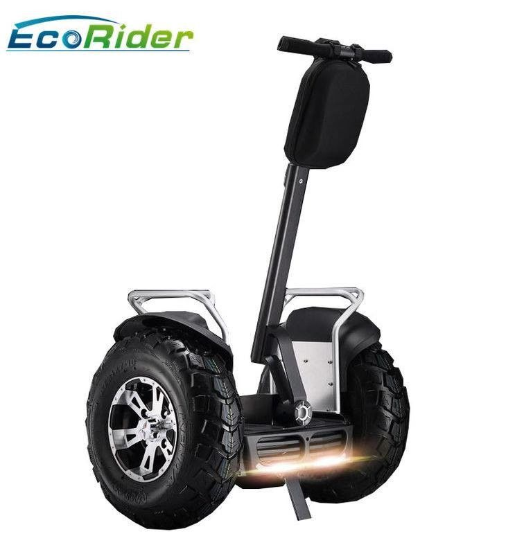 Electric Self Balancing Scooters 21 inch big tire 2 wheel s4000w Segway