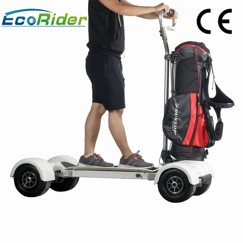 1000w Electric Ride On Golf Scooters 60 80km Mileage 4