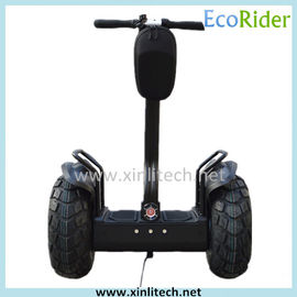 China Outdoor Black Self Balancing Scooters Free Standing CE Certification 36 Voltage factory