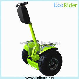China Fashion Adult Electric Scooter 2000W 60V Free Standing Waterproof Rubber Ring factory
