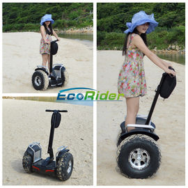 China Human Transporter Electric Scooter Self Balancing Vehicle 45 Degree Max. Climb Angle factory