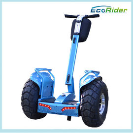 China Blue Self Balancing Electric Scooter 4000W Off Road Esoii Model Back Light Alarm factory