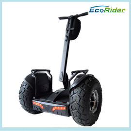 China Black Lithium Battery Electric Scooter Self Balancing Free Standing ESOII Model factory