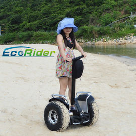 China Outdoor Lithium Battery Electric Scooter / Off Road Adult Electric Scooters factory