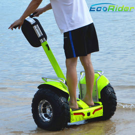 Waterproof Lithium Battery Electric Scooter Two Wheel / Adult Electric Personal Vehicle