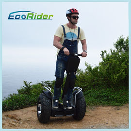 China Ecorider Stand On Two Wheel Transporters / Two Wheeled Motorized Scooter factory