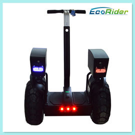 Two Wheeled Balancing Scooter 2 Wheel Self Balancing Electric Vehicle For Patrolling