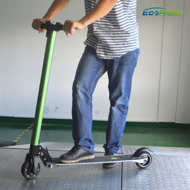 China Easy operating Folding adult kick scooter lightweight 350W Power factory