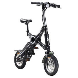 China Easy rider two wheel fold away electric scooter / adult foldable electric bicycle factory