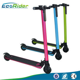 China 350W Folding Kick Scooter , Electric Foot Scooters For Adults factory
