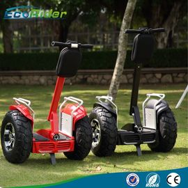 China Self Balance Electric Scooter With Handle , 2 Wheel Electric Scooter For Adults factory