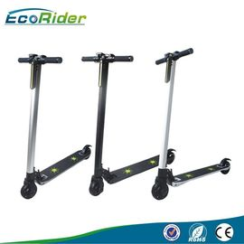 China 5 Inch Adult 2 Wheel Kick Scooter With Signature Front Light , 23km/H Max Speed factory