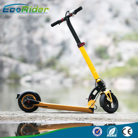 China 36V Lithium Battery 2 Wheel Foldable Electric Scooter With Ajustable Handle factory