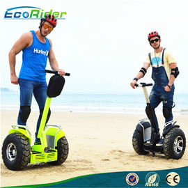 China E8 -2 Brushless Off Road Segway Motorized Scooter 21 Inch Tire Double Battery 1266wh factory