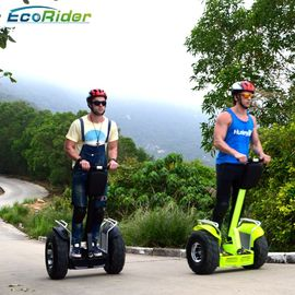 China 4000 W Battery Powerd Two Wheeled Electric Vehicle Segway Style Scooter Long Range factory