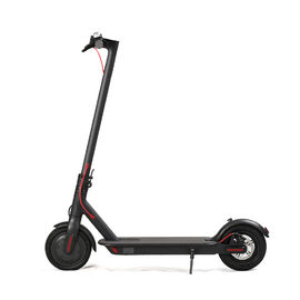 China 8.5 Inch 2 Wheel Electric Bike 350W 24V Low Voltage Protection 15 KG Weight factory