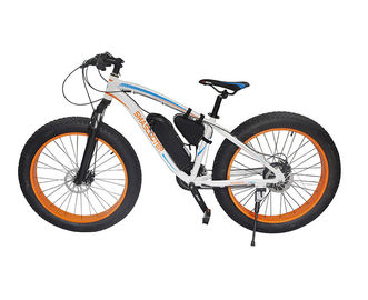 "China Off Road 2 Wheel Electric Bike Outdoor 26"" Tires Electric Snow Bike 48V factory"